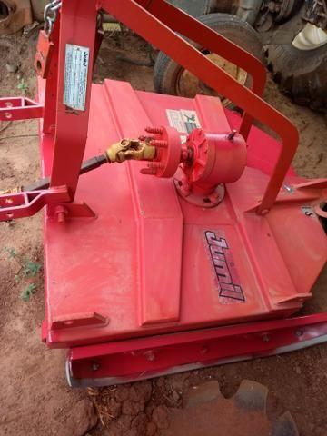 Roçadeira jumil para trator agrale 4100