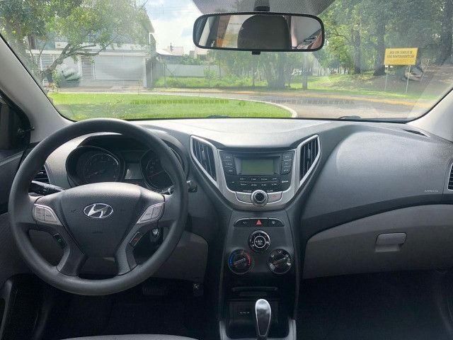 Hyundai - Hb20S 1.6 Comfort - Automático - com GNV - Foto 11