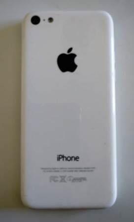 IPhone 5c branco semi-novo - Foto 2