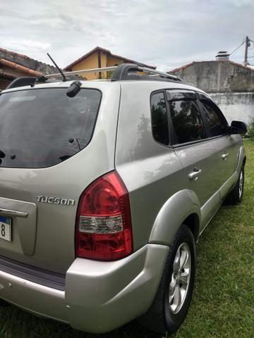 Hyundai Tucson 2.0 GLS Automática 2010 - Foto 4