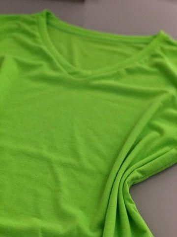 Tshirt Neon Verde
