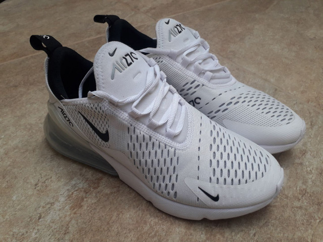 Tênis Nike Air Max 270-branco Original Tamanho 40 - Foto 2