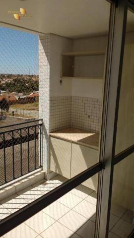 Apartamento com 3 dormitórios à venda, 85 m² por R$ 330.000,00 - Jardim Aclimação - Cuiabá - Foto 18