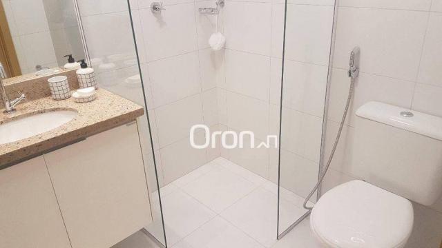 Apartamento com 2 dormitórios à venda, 62 m² por R$ 278.000,00 - Aeroviário - Goiânia/GO - Foto 10