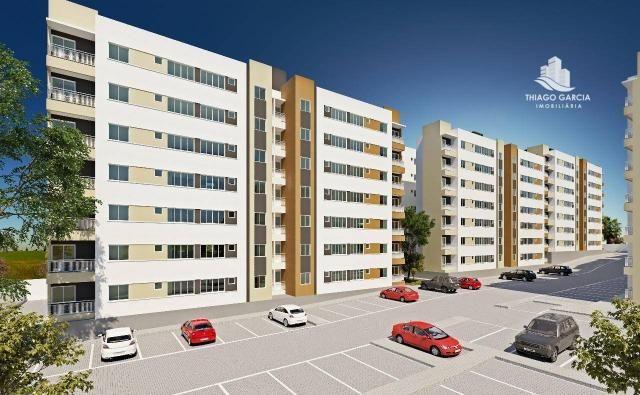 Parque das Flores - Apartamento com 2 dormitórios à venda, 50 m² por R$ 180.000 - Foto 3