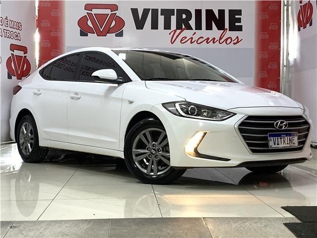 Hyundai Elantra 2.0 16v flex 4p automático