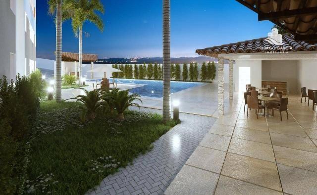 Parque das Flores - Apartamento com 2 dormitórios à venda, 50 m² por R$ 180.000 - Foto 4