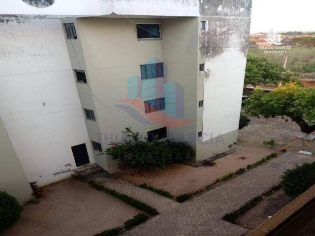Apartamento com 2 dormitórios à venda, 44 m² por R$ 120.000,00 - Piçarreira - Teresina/PI - Foto 14