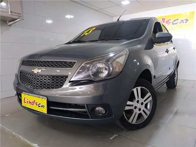 Chevrolet Agile 1.4 mpfi ltz 8v flex 4p manual - Foto 11