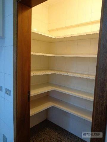 Apartamento com 4 dormitórios para alugar, 176 m² por R$ 3.100,00/mês - Vila Suzana - São  - Foto 7