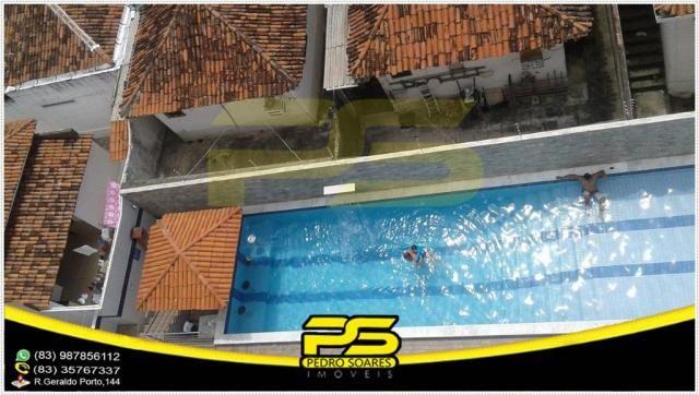 Oportunidade, apartamento, 02 quartos, suíte, piscina, 55,86m², por apenas R$ 179.000,00,  - Foto 2