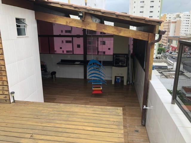 Belíssima Cobertura Duplex 4/4, 02 Suítes, 155 m² - Foto 14