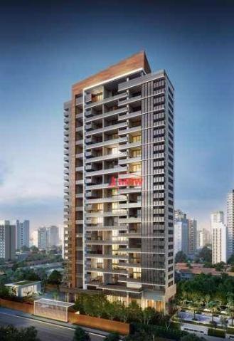Apartamento com 4 dormitórios à venda, 275 m² por R$ 8.403.025,50 - Cyrela One Sixty By Yo