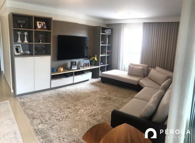 Apartamento à venda com 4 dormitórios em Setor marista, Goiânia cod:O5123 - Foto 3