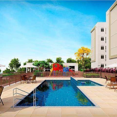 Parque Jardim di Stuttgart - Apartamento 2 quartos em Joinville, SC - 39m² - ID3977 - Foto 3