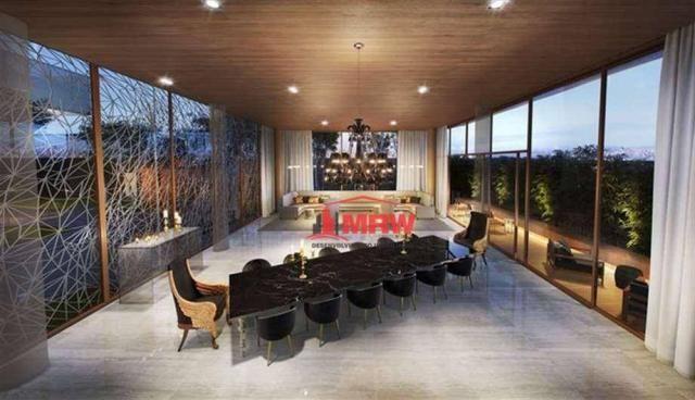 Apartamento com 4 dormitórios à venda, 275 m² por R$ 8.403.025,50 - Cyrela One Sixty By Yo - Foto 10
