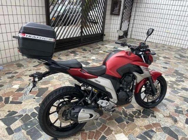 Yamaha Fazer 250c 2018 - Foto 6