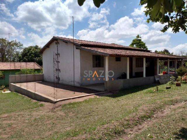 Chácara com 2 dormitórios à venda, 2000 m² por R$ 350.000 - Planalto da Serra Verde - Itir - Foto 3