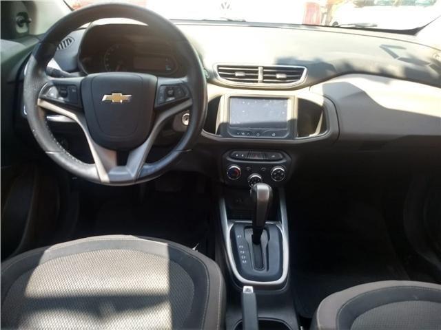 Chevrolet Prisma 1.4 mpfi lt 8v flex 4p automático - Foto 2