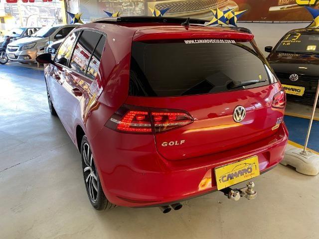 Vw - Volkswagen Golf Tsi Highline + Teto - Foto 6