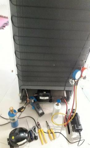 Curso de refrigeração domiciliar - Foto 3