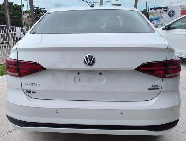 Novo Volkswagen Virtus 1.6 MSI - Automático 19-20 - Foto 5