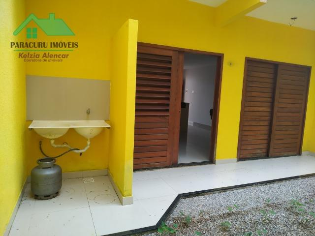 Charmoso duplex mobiliado com piscina no bairro Lagoa em Paracuru - Foto 10