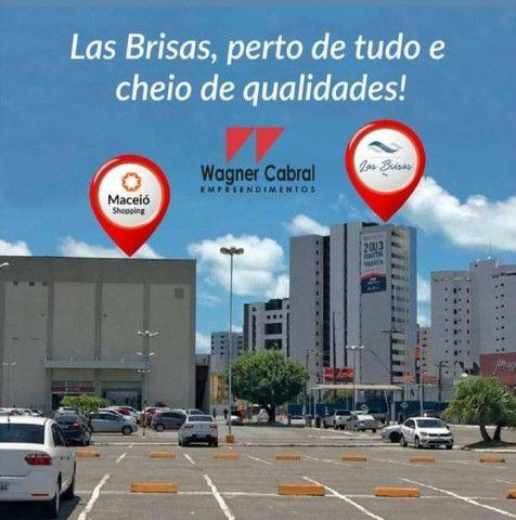 Las Brisas ( 2 quartos pronto para Morar) - Jatiúca - Foto 3