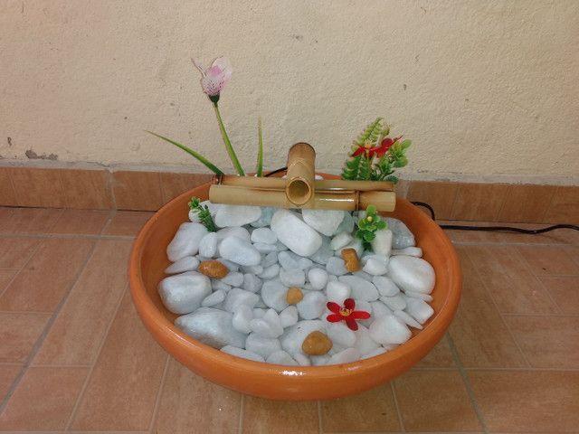 Fonte de água portátil