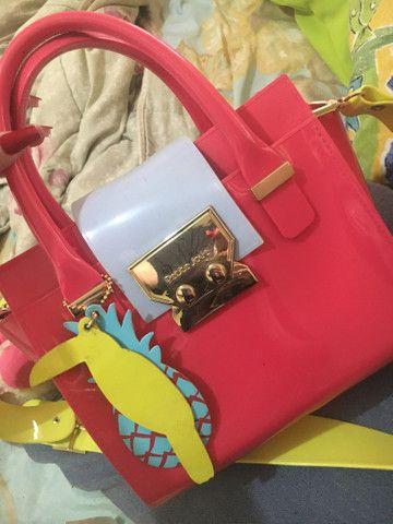Bolsa Petite Jolie usada poucas vezes - Foto 4