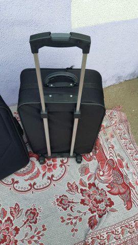 Mala de viagens média 2 unidades  - Foto 5