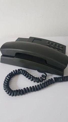Telefone Fixo com fio Siemens E411 - Excelente - Foto 2