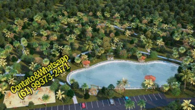 Mini Chácaras, 2.000m2, Entrada Facilitada, Segurança, Lazer e Sossego!!! - Foto 4