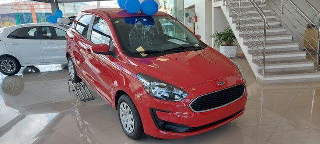 Ford Ka SE 1.0 Manual 2021! A Pronta Entrega! - Foto 2