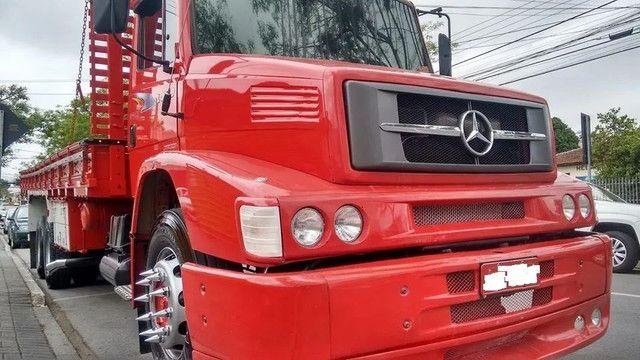 Mercedes benz 1620 2010(imagem ilustrativa) - Foto 3