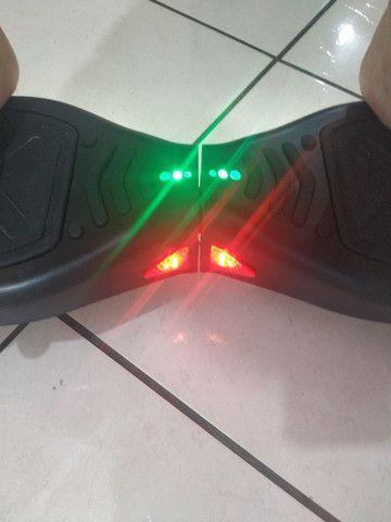 Hoverboard 8,5 polegadas off road usado  - Foto 3