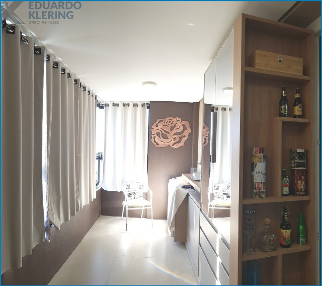 Apartamento Alto Padrão, 3 dormitórios, 2 banheiros, sacada, churrasqueira, Esteio - Foto 7