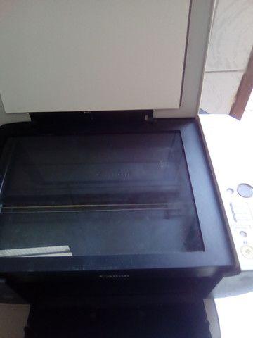 Impressora Canon prá retirar peças - Foto 2