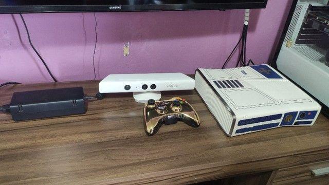 Xbox 360 Star Wars - original, em perfeito funcionamento