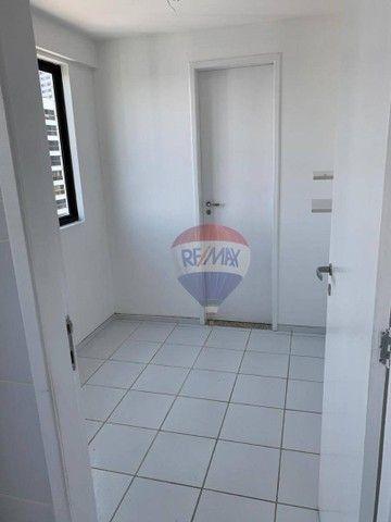 Apartamento com 3 dormitórios à venda, 130 m² por R$ 970.000,00 - Aflitos - Recife/PE - Foto 14