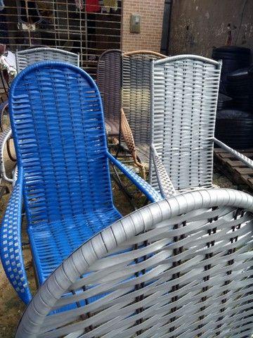 Cadeira de balanço preso ótimo apenas 170 Reais  - Foto 2