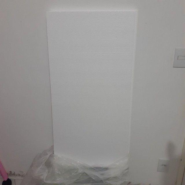 Isopor grosso fino maquete 1 metro - Foto 3