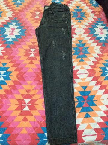 Calças jeans masculina  - Foto 6