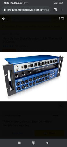 Mesa Soundcraft UI 24 Digital