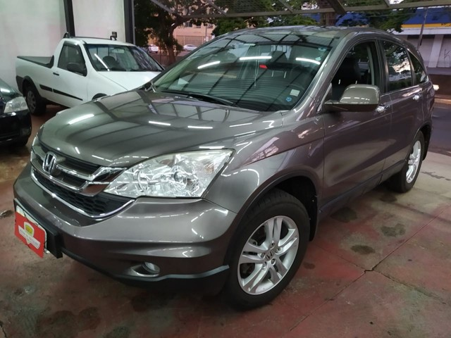 Honda CRV EXL 2.0 Cinza - Foto 3