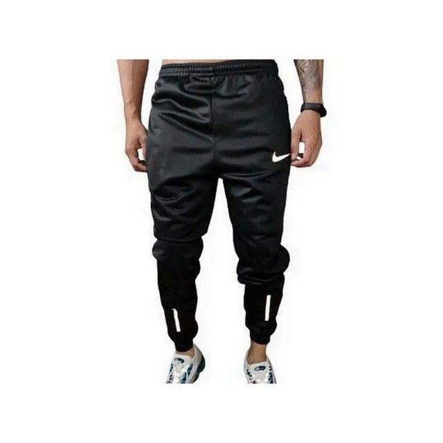 Calça Nike Masculina Moletom Jogger Swag Academia