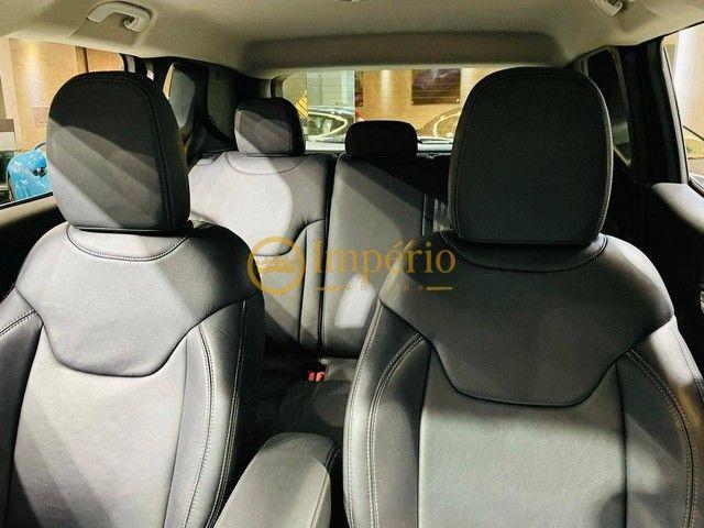 RENEGADE 2017/2017 1.8 16V FLEX LONGITUDE 4P AUTOMÁTICO - Foto 10