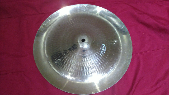 "Prato China 14"" Orion Solo Pro Master"