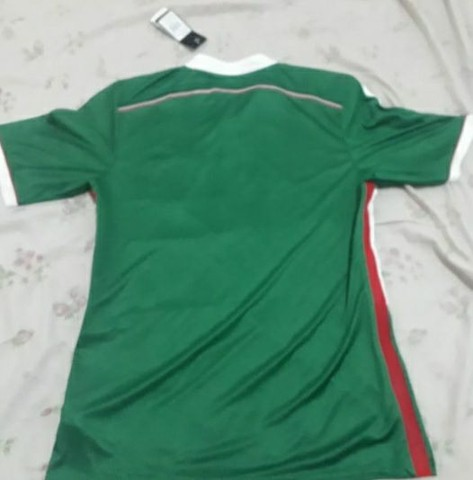 Camisa Palmeiras Savoia nova na etiqueta autografada.  - Foto 3