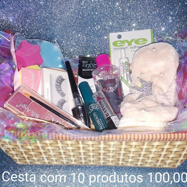 Buquês e cesta de maquiagem  - Foto 6